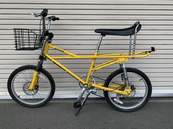浅草で自転車の買取を致しました。サムネイル